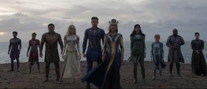 Eternals: Marvel lanza trailer de su esperada película de superhéroes