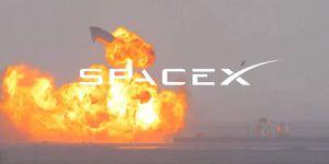 SpaceX lo hace de nuevo: logra aterrizar su cohete Starship en prueba y luego explota