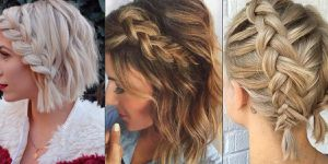 Trenzas para cabello corto: los peinados más elegantes que puedes hacer en 5 minutos