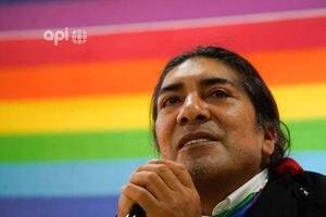 Yaku Pérez se pronuncia sobre los primeros resultados de las elecciones y el nulo