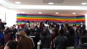 "Pachakutik: ""nuestro voto va a ser nulo"", pero anuncian agenda legislativa"