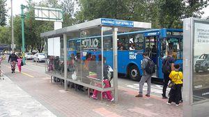 Quito: Conductor de bus urbano manejaba en estado etílico; AMT se pronuncia