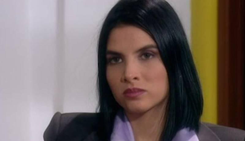 Yo soy Betty, La Fea. Marcela Valencia