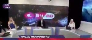 """Noticiario enfrentó en vivo sismo en San Juan: """"Uy, está temblando y es muy fuerte ¡Ay por Dios!"""""""