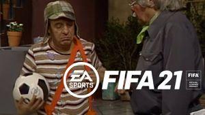 FIFA 21 tendrá una colaboración con El Chavo del 8