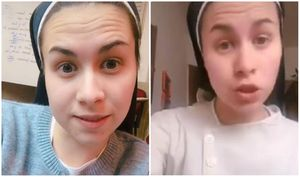 Conoce a Josefina Cattaneo: La monja que ha vuelto viral en TikTok