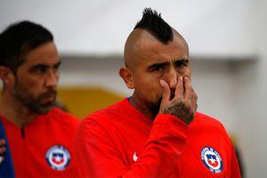 """Vidal: """"No quiero apurarme porque tampoco quiero ser un estorbo si estoy en la Selección"""""""