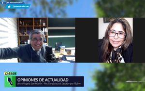 República de Chile: Candidata en Ñuble cree que el país debiera ser un reino