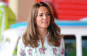 Kate Middleton tiene el vestido floreado midi más bello del verano