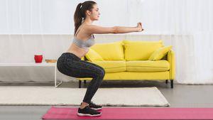 Cuatro variantes de sentadillas para renovar tu rutina y no aburrirte