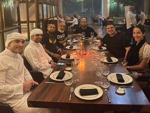Arturo Vidal se reúne con un jeque en Dubái mientras en Italia dan por terminada su etapa en el Inter