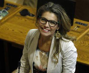 La UDI tienta a Andrea Molina para que se convierta en la sucesora de Virginia Reginato en Viña del Mar