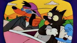 Los Simpson: este es el verdadero origen del perro Poochie