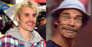 Comparan a Justin Bieber con Don Ramón en Twitter y es tendencia