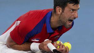 """Nadal critica a Djokovic por lanzar raqueta en JJ.OO.: """"La imagen no es la mejor, es un referente para muchos niños"""""""