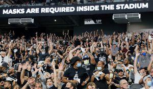 Aficionados que quieran asistir a juegos de Raiders en Las Vegas deberán estar vacunados
