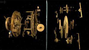 Científicos recrean la parte que faltaba del engranaje del Mecanismo de Anticitera, la computadora más antigua del mundo