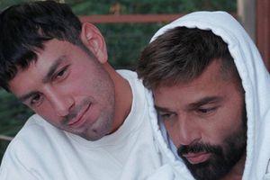 Ricky Martin y su esposo Jwan Yosef se demuestran su amor con su apasionado beso