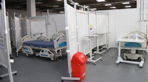 Cero pacientes Covid-19 en el Bicentenario en Quito