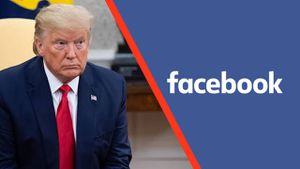 Ejecutivo de Facebook pide a los empleados que no intervengan en la reelección de Donald Trump