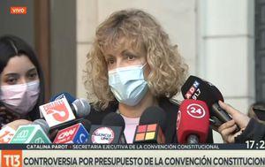 Catalina Parot lanza un ataque sutil a comisión de Reglamento por sesionar en la U. de Chile