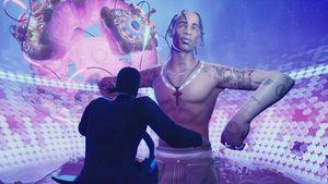 Fortnite: así se vivió el primer concierto de Travis Scott