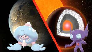 Estos son los planetas en donde podrían vivir algunos Pokémon