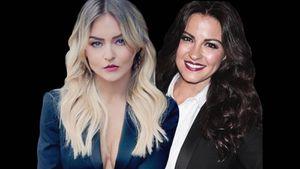 Angelique Boyer reacciona a la nueva serie de Netflix con Maite Perroni: ¡Nos tienes atrapados!