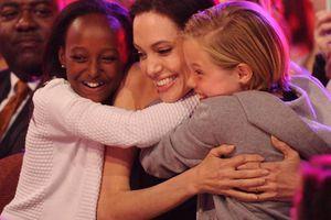 Zahara Jolie Pitt cumple 15 años y así ha sido su transformación de niña a adolescente