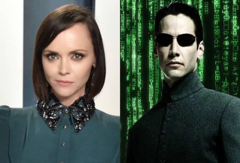 """La integración de Christina Ricci al elenco de """"Matrix 4"""" y lo que se sabe de la película"""