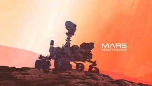 NASA revela el video de cómo fue el aterrizaje de Perseverance en Marte