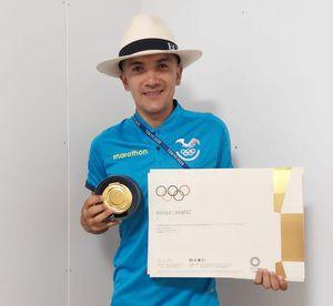 ¿A dónde irá Richard Carapaz luego de ganar el oro olímpico en Tokio?