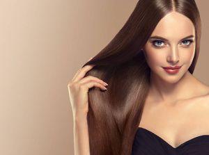 Método para lograr un cabello liso sin necesidad de plancha