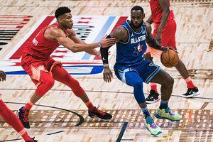 NBA: ¿Quién tiene el pie más grande en el juego de las estrellas 2020?