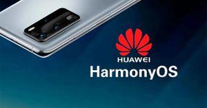 Huawei P50 podría ser el primer modelo en correr HarmonyOS en vez de Android
