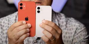 Video: así de pequeño es el iPhone 12 Mini