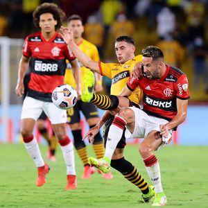 Flamengo y el Huaso Isla a la final de la Copa Libertadores