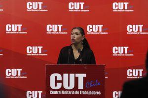 Cambios llegaron a la CUT:  Figueroa pierde presidencia de la central de trabajadores tras 9 años