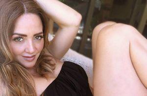 Bella y al natural, así lució Andrea Legarreta en las playas de Acapulco