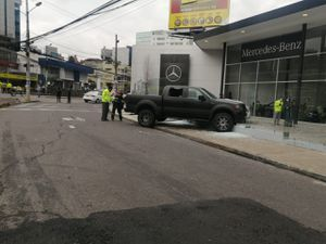 Abogado Harrison Salcedo fue asesinado al estilo sicariato en la avenida 6 de Diciembre y República, norte de Quito