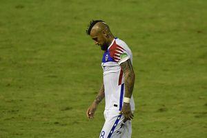 """Arturo Vidal totalmente descartado para el partido ante Bolivia: """"Estamos hablando de un tema de salud"""""""