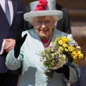 """La reina Isabel está """"encantada"""" por el segundo embarazo del Príncipe Harry y Meghan Markle"""