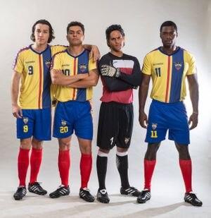 ¡Sí se puede! La novela de la selección ecuatoriana se estrena mañana
