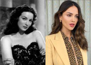 Las reacciones de los fans por el anuncio de Eiza González como protagonista de la película biográfica de María Félix