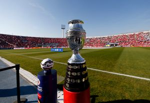 Bomba continental: aseguran que Chile podría ser la sede de la Copa América 2021