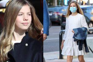 Los vestidos babydoll con los que la infanta Sofía ha mostrado su lado más rebelde