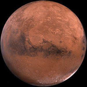 El robot de China en Marte, protagonista de las nuevas imágenes publicadas a color y audios