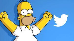 Los Simpson predijeron a Twitter 6 años antes de su creación