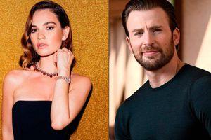 Conoce a la hermosa actriz que le robó el corazón a Chris Evans