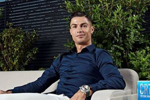 Cristiano Ronaldo transformará sus hoteles en hospitales para atender a personas con coronavirus
